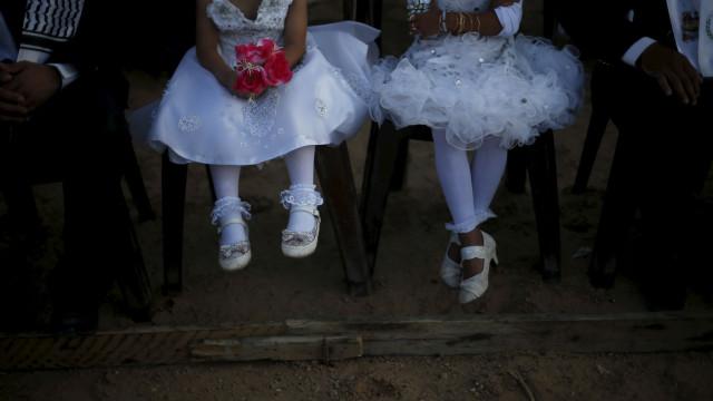 Resgatadas 17 crianças que viviam maritalmente com homens mais velhos