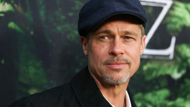 O segredo de Brad Pitt para ultrapassar o divórcio com Angelina Jolie