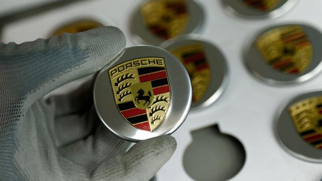 Resultados operacionais da Porsche aumentaram 1% até junho