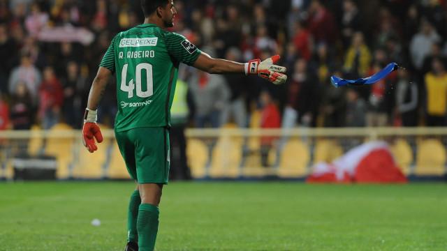 Renan Ribeiro é reforço do Sporting