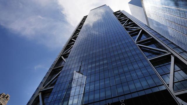 Parede colapsou parcialmente no 3 World Trade Center