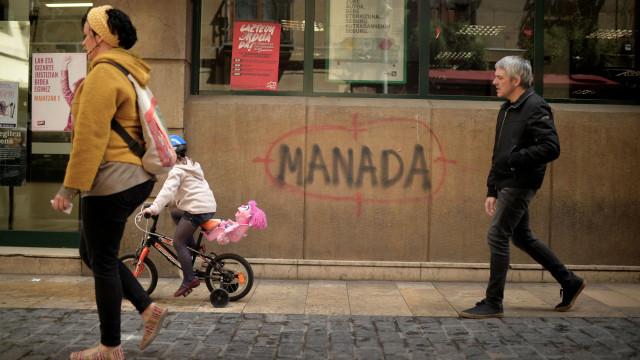 Membros de 'La Manada' alvo de agressões dentro da cadeia