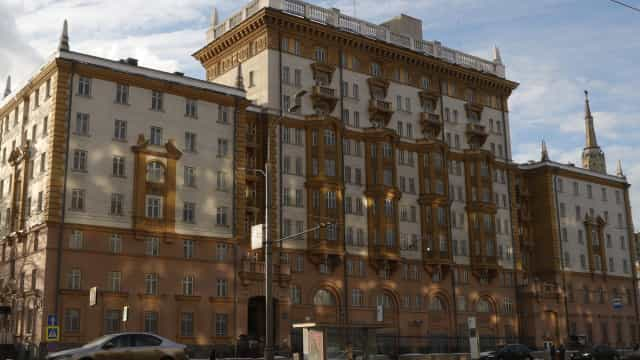Espia russa trabalhou na embaixada dos EUA em Moscovo