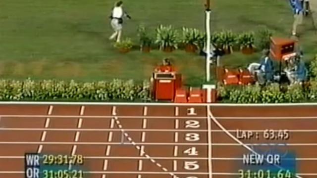 O ouro olímpico que levou o país à loucura há 22 anos. Ainda se recorda?