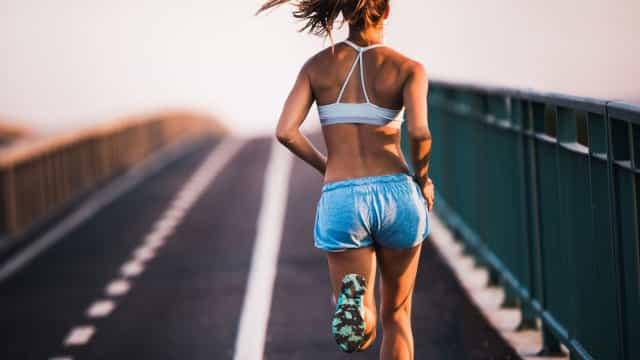 Não basta correr. É preciso olhar pelos seus pés