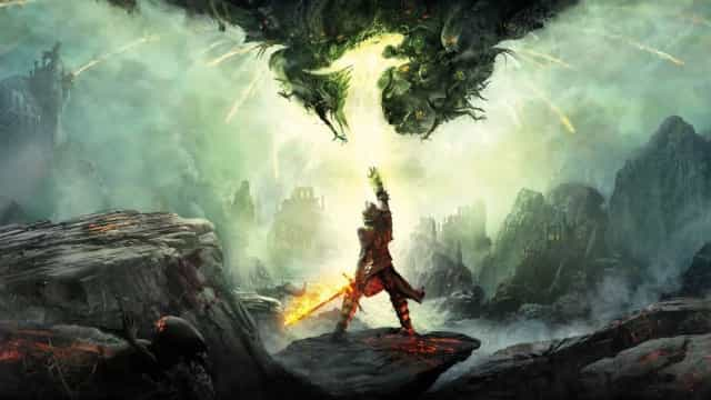 Novo 'Dragon Age' ainda está em desenvolvimento