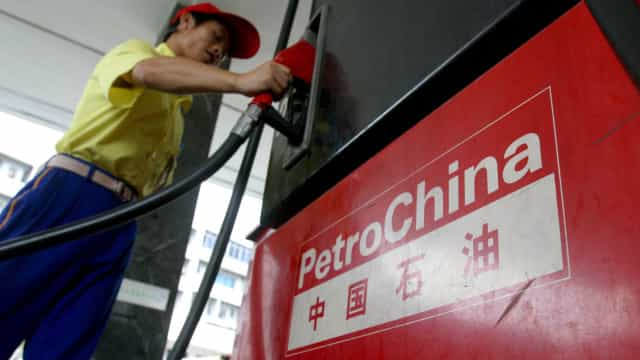 A PetroChina foi a primeira a chegar ao bilião. Mas a 'festa' não durou