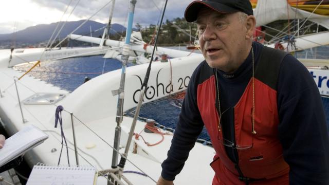 Morreu homem que em 1997 sobreviveu quatro dias em águas da Antártida