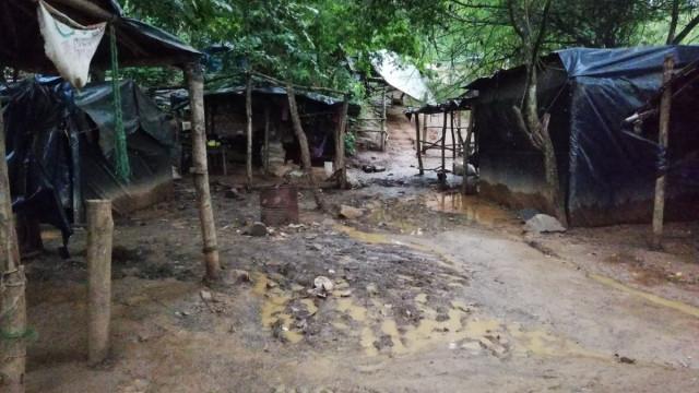 Venezuela: Encontrada vala comum com 14 crânios humanos em zona mineira