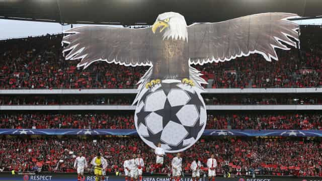 PSP diz saber de venda ilegal de bilhetes para Santa Clara - Benfica