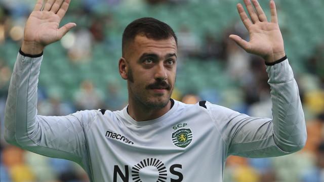 Oficial: Sporting empresta Viviano à SPAL