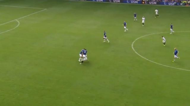Companheiros chocaram e Wass marcou golaço. O que se passa, Marco Silva?