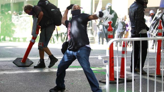 Vários detidos em concentração da direita radical nos Estados Unidos
