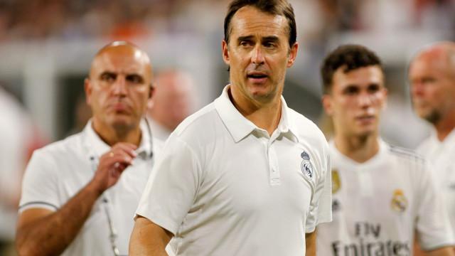 Lopetegui quer avançado e Real Madrid já tem três alvos