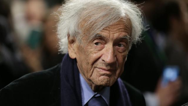 Vandalizada casa de Elie Wiesel, sobrevivente do Holocausto