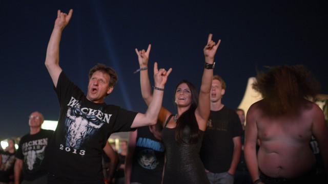 Dois idosos alemães fogem de lar para ir a festival de metal