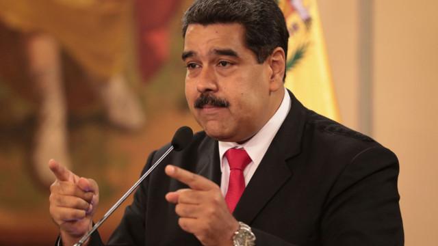Governo anuncia detenção de seis suspeitos do atentado contra Maduro