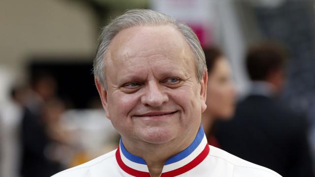 Morreu Joël Robuchon, o chef 'visionário' da cozinha francesa