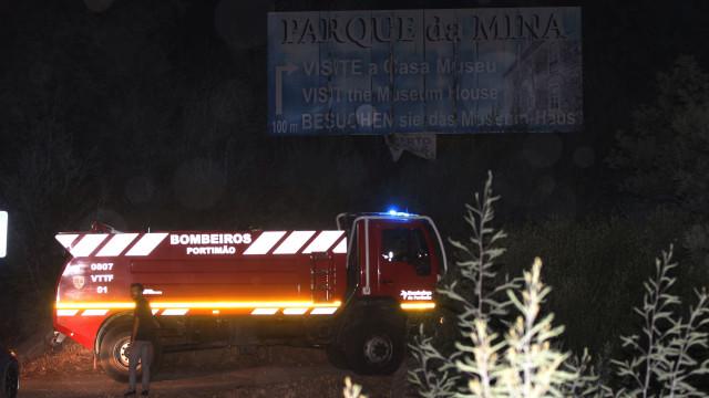 """IPMA avisa que hoje """"vai ser um dia extremamente difícil em Monchique"""""""