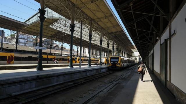 CP diz que 79% dos comboios circularam até às 12h00 quando começou greve