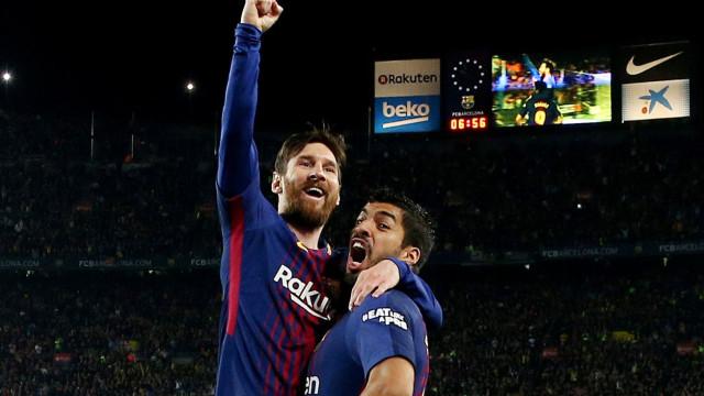 """""""Bota de Ouro? Sou o único que se tem aproximado de Messi e CR7"""""""