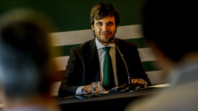 """""""Com Keizer, Peseiro ou Jesus, o Sporting tem condições para se impor"""""""