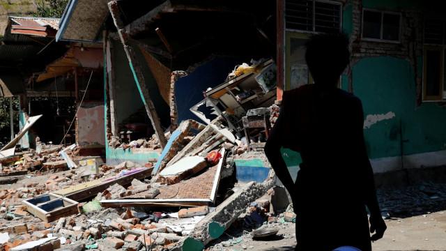 Indonésia suspende buscas de desaparecidos no sismo de setembro