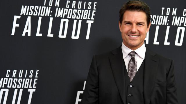 Contra a Cientologia, Tom Cruise retoma contacto com as filhas