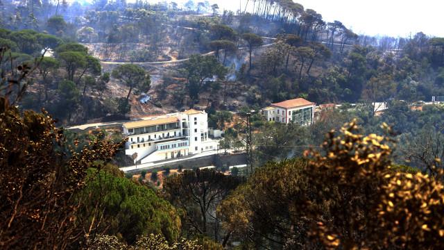 Energia elétrica reposta em 12 das 17 localidades afetadas em  Monchique