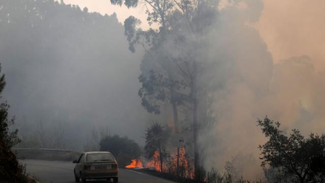 """Climatologista diz que fogo em Monchique era """"desastre anunciado"""""""
