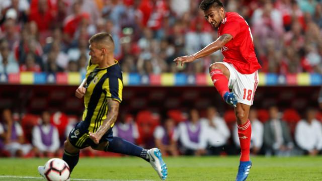 [1-0] Benfica-Fenerbahçe: Rui Vitória volta a mexer