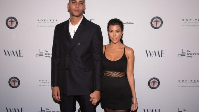 Afinal, Kourtney Kardashian terminou namoro com Younes Bendjima há um mês