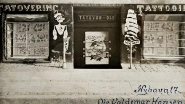 Este estúdio de tatuagens tem 134 anos. Agora, corre risco de fechar