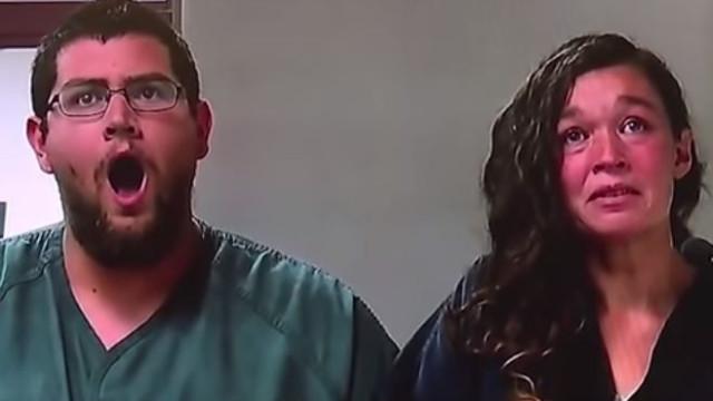 Assim reagiu casal ao conhecer sentença pela morte da própria filha
