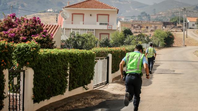 Ainda há zonas em Monchique sem acesso a comunicações ou luz