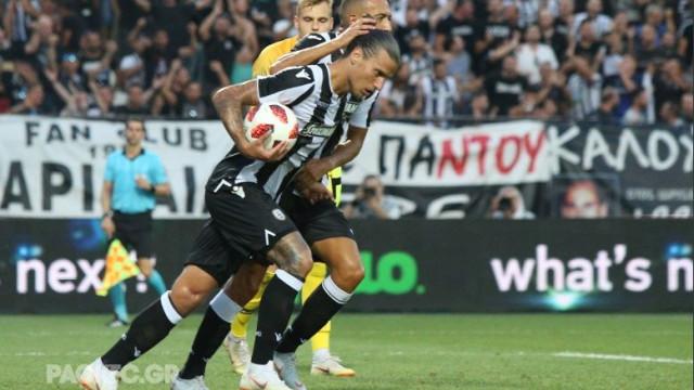 Atenção, Benfica: PAOK em vantagem no acesso ao play-off