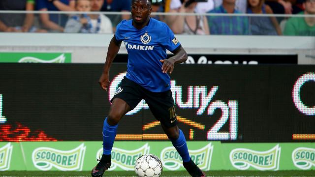 Diaby é nova opção para a frente de ataque do Sporting