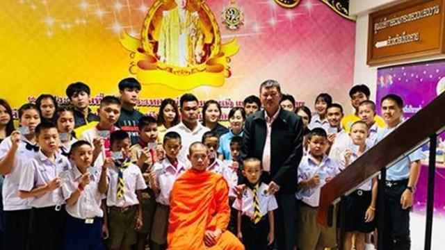 Tailândia atribui cidadania a três jovens e treinador resgatados da gruta