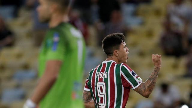 Melhor marcador do Brasileirão apontado ao FC Porto
