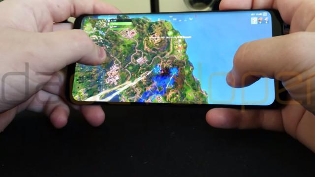 Vídeo mostra pela primeira vez 'Fortnite' num smartphone Android