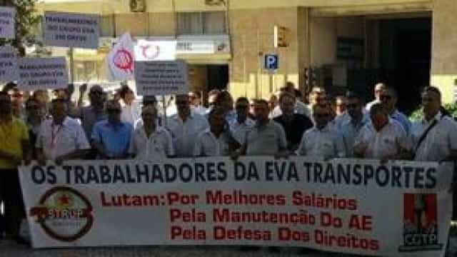 Trabalhadores do Grupo Barraqueiro estão em greve