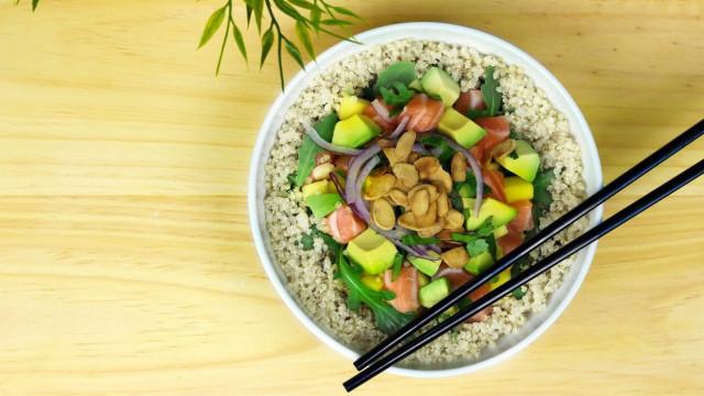 Sushi e mais sushi. Noori reforça oferta com abacate