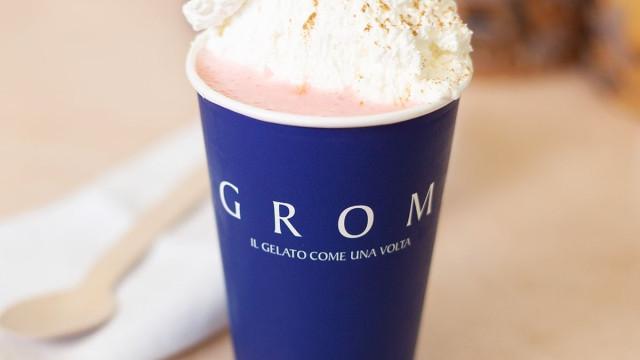 Vai um gelato cremoso e granizado? GROM reinventa o Affogato tradicional