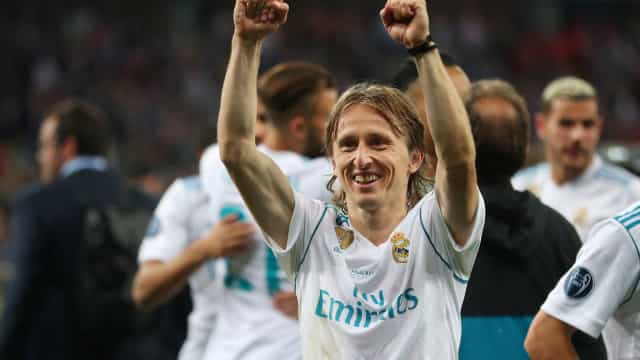 Fim da novela: Luka Modric fica no Real Madrid