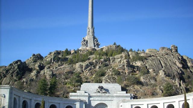 Exumação de corpo de Franco faz disparar turismo no Valle de los Caídos