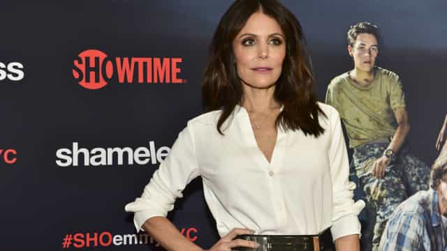 Bethenny Frankel chora a morte do namorado