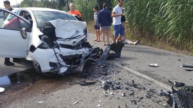 Vítimas de colisão em Mira são de Tondela e de Vila Nova de Gaia