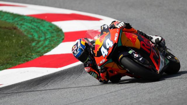 Final dramático: Miguel Oliveira perde GP da Áustria na última curva
