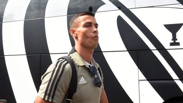 Um novo país para Cristiano Ronaldo, o velho hábito de bater recordes