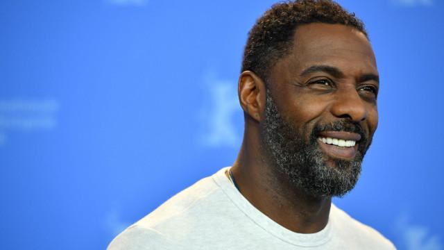 Ator Idris Elba recorda casamento dos Duques de Sussex